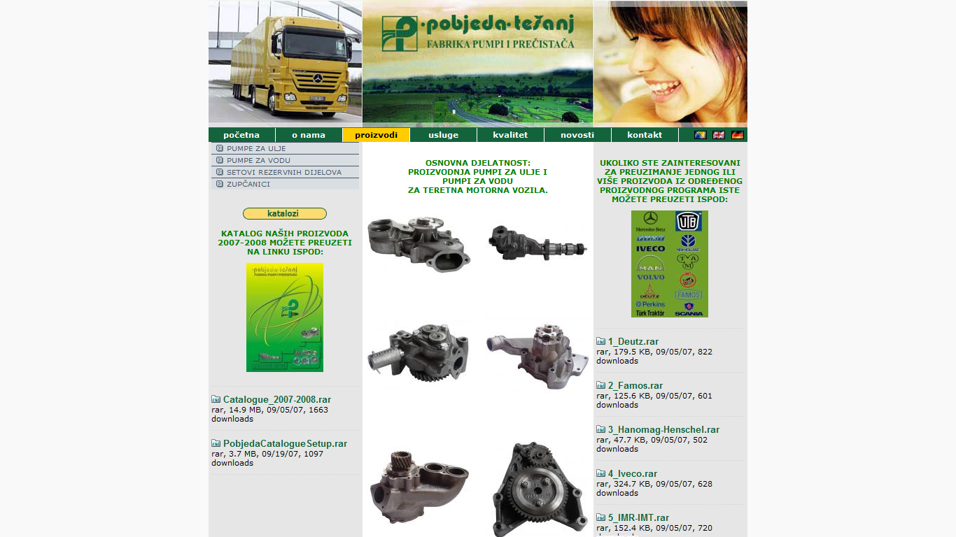 www.pobjeda-tesanj.ba