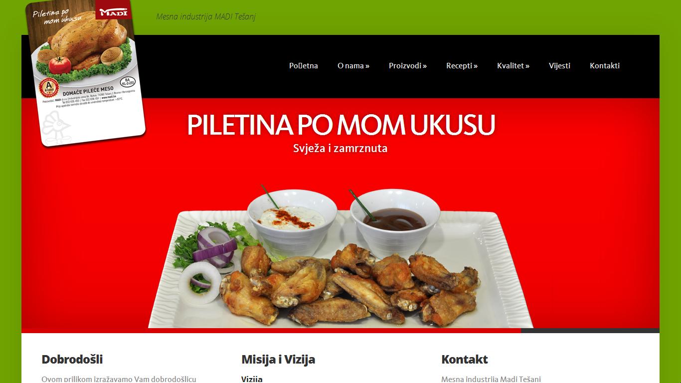 www.madi.ba (2013)